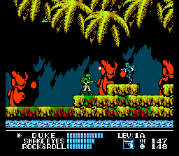 GI Joe for NES